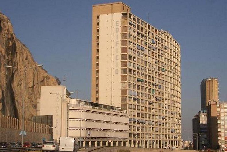 Apartamento Gafner 4 Bajo Alicante